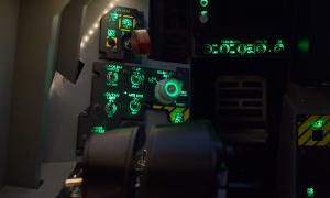 F/A-18 Kampfjet Flugsimulator