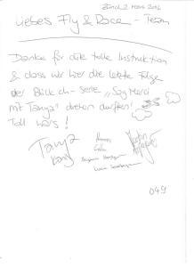 "03.02 - Blick.ch, "" Sag Merci mit Tanya"""