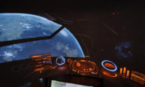 SPACE FIGHTER Simulator